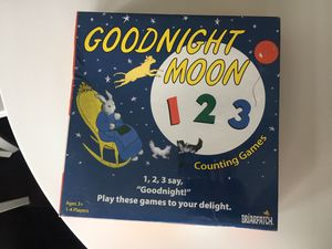 Brand New Goodnight Moon Counting Puzzle Game for Kids for Sale in San Diego, CA