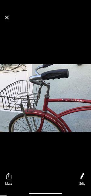 1962 Schwinn typhoon bike for Sale in Oakland, CA