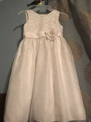 Flower girl/first communion dress size 7 for Sale in Lake Oswego, OR