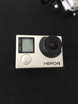 GoPro Hero 4 Black for Sale in Lake in the Hills, IL