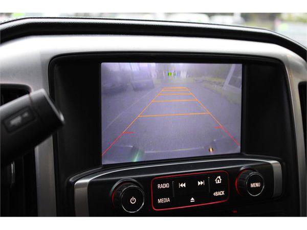 2015 GMC Sierra 1500 CREW CAB SHORT BED 22 INCH WHEELS