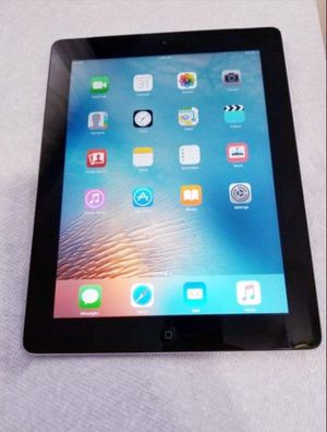 iPad 3 , 3rd Generation. Cellular and Wi-Fi Internet access. Unlocked. 9.7 inch big size iPad ( Usable with Sim and Wi-Fi) for Sale in Springfield, VA