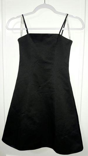 David's bridal black flower girl dress for Sale in Fort Worth, TX