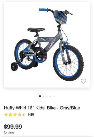 "Bicycle huffy 16"", kid bike for Sale in Los Angeles, CA"