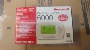 Honeywell Wi-Fi focuspro 6000 for Sale in Austin, TX