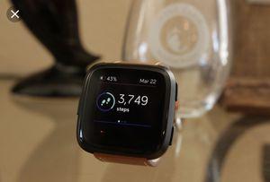 Fitbit versa for Sale in Sarasota, FL