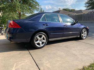 2006 Honda Accord for Sale in San Antonio, TX