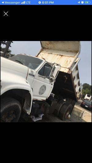 Ford dump truck for Sale in City of Orange, NJ