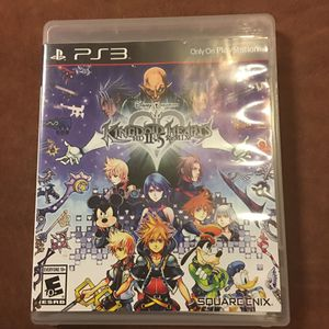 Kingdom Hearts HD 2.5 for PlayStation 3 for Sale in Garfield Heights, OH