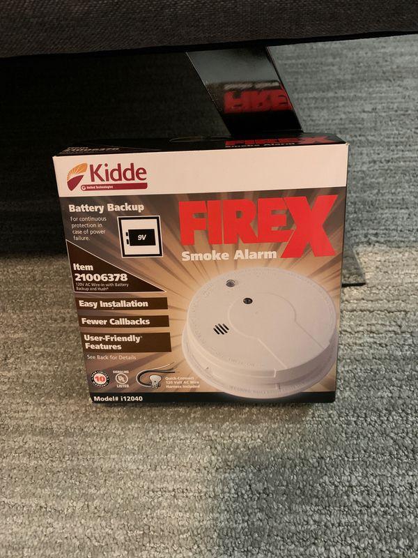 Kidde Firex Smoke Alarm