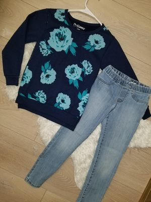 Set for girls size 7Y, $10 for Sale in North Highlands, CA