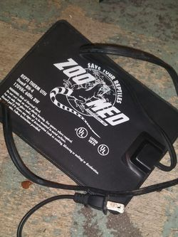 ReptiTherm Under Tank Heater Zoo-Med for Sale in Fort McCoy,  FL