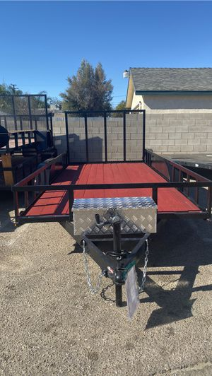 6.5x14x1 TA UTILITY TRAILER for Sale in Los Angeles, CA