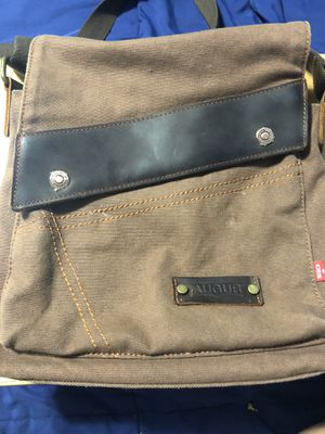 Canvas Messenger Book Bag for Sale in Fort Worth, TX