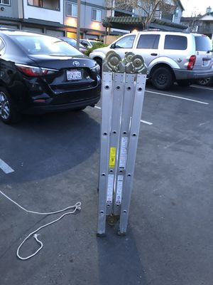 Two folding ladders for Sale in Mill Valley, CA
