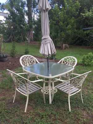 Outdoor patio furniture sale. Best Offer!!! for Sale in Venice, FL