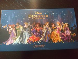 Disney designer collection CoLourPop Lux Liquid Lip Bundle (NEW) for Sale in Whittier, CA