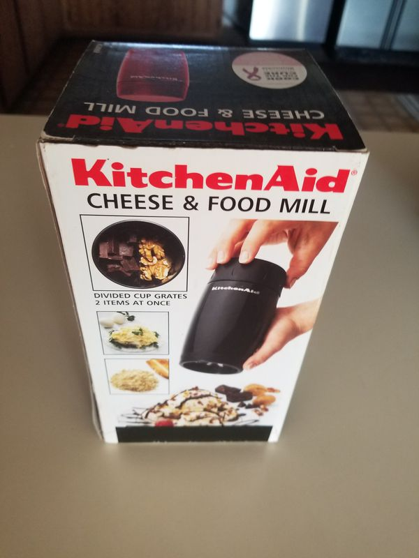 Kitchenaid Cheese and Food Mill for Sale in Elmwood Park, IL ...