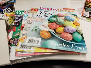 5 Country Woman Magazine's Lot for Sale in Delaware, OH