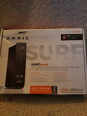 Arris Surfboard WiFi Router for Sale in Chicago, IL