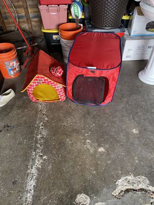 DOG HOUSE AND PLAYPEN for Sale in Chula Vista, CA
