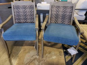 New 2pc outdoor patio furniture chair set tax included delivery available for Sale in Hayward, CA
