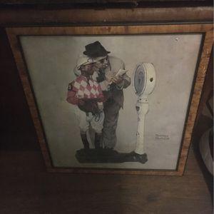 Norman Rockwell Print for Sale in Fort Walton Beach, FL