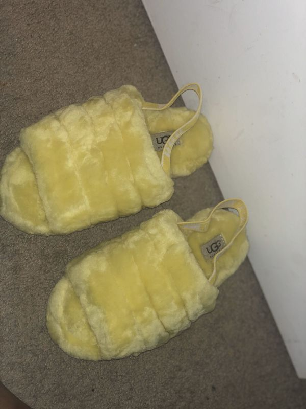 Real ugg slippers