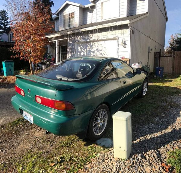 1995 Acura Integra Clean Title New 75k Transmission For