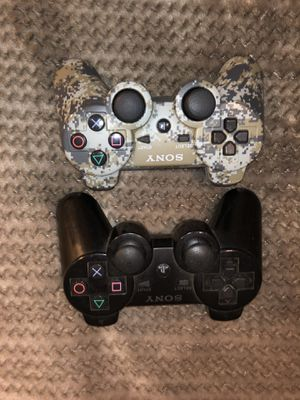 PS3 controllers for Sale in San Diego, CA