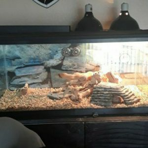 Tank And Stand for Sale in Ontario, CA