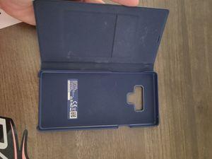 Samsung note 9 case for Sale in Scottsdale, AZ