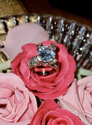 NWT size 6 Sapphire Women's Ring for Sale in Ripley, WV