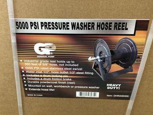 Brand New 5000 PSI Hosereel for Sale in Ridgefield, WA
