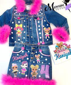 Lol Dolls Denim set for Sale in Loma Linda,  CA
