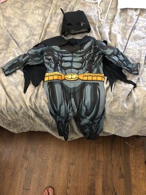 Batman toddler costume for Sale in West Covina, CA