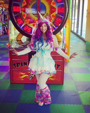 Women's unicorn costume for Sale in Winchester, CA