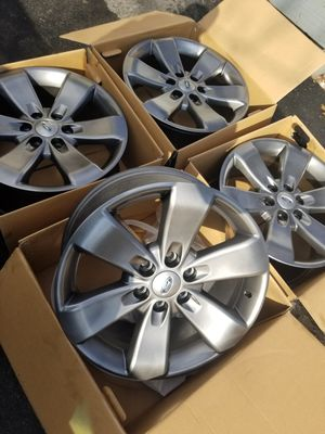 """20"""" FORD F 150 FX4 GREY WHEELS RIMS FACTORY OEM for Sale in Bolingbrook, IL"""