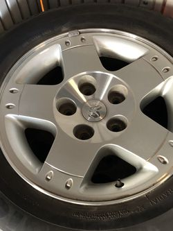 Dodge Ram Stock Rim for Sale in National City,  CA