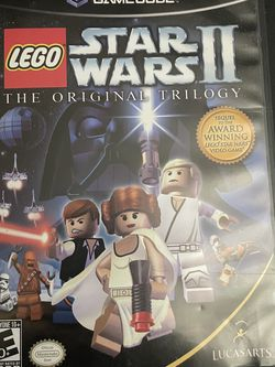 Leto StarWars 2 GameCube for Sale in Bothell,  WA