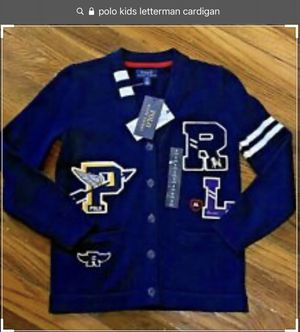 The RL Letterman Cardigan for Sale in Brooklyn, NY