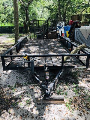 2016 Triple Crown Trailer 6x16 for Sale in Tampa, FL
