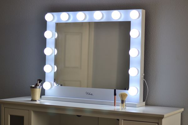 Vanity Hollywood Vanity Mirrors with Lights CREDIT/DEBIT ACCEPTED