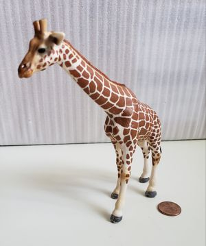 Schleich Safari, African Wildlife Giraffe Female Retired 73527 Am Lime 69 Gmund. for Sale in Adelphi, MD