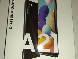 Boost Mobile Samsung Galaxy A21 for Sale in Oak Forest,  IL