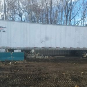 """1989 Monon 48' Cargo Trailer 48'x102"""" for Sale in South Windsor, CT"""