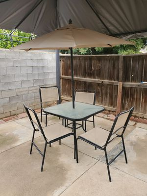 Patio set for Sale in Fresno, CA