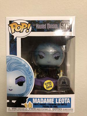 Glow in the Dark Madame Leota Funko Pop for Sale in Buena Park, CA