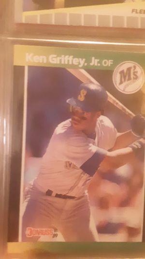 Ken Griffey Jr Rookie card for Sale in Aberdeen, MS
