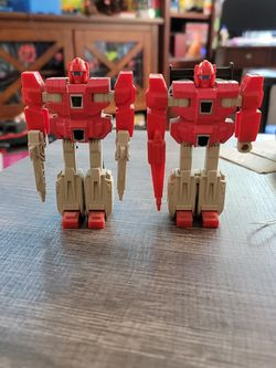 1980s Transformers G1 Autobot Clones Fastlane And Cloudraker for Sale in Des Moines,  WA